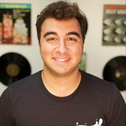 Music Events Ambassador - Alex Gourdikian Alex Gourdikian Point Radio Staff